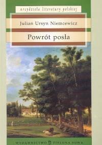 Julian Ursyn Niemcewicz - Powrót posła