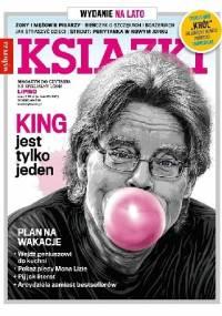 Redakcja magazynu Książki - Książki. Magazyn do czytania, nr specjalny 1 (22) , lipiec 2016
