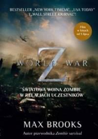 Max Brooks - World War Z