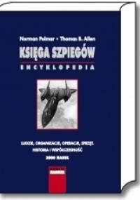 Thomas B. Allen - Księga Szpiegów