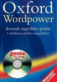 praca zbiorowa - Oxford Wordpower: słownik angielsko-polski z indeksem polsko-angielskim