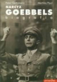 Peter Gathmann - Narcyz Goebbels. Biografia