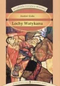 André Gide - Lochy Watykanu