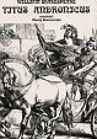 William Shakespeare - Tytus Andronikus