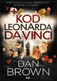 Dan Brown - Kod Leonarda Da Vinci (wydanie skrócone)