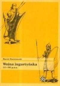 Maciej Maciejowski - Wojna jugurtyńska 111-105 p.n.e.