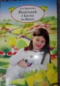 Ewa Skarżyńska - Pierścionek z kocim oczkiem
