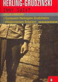 Gustaw Herling-Grudziński - Inny świat