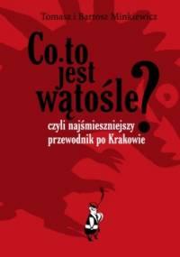 Tomasz Minkiewicz - Co to jest wątośle? czyli Najśmieszniejszy przewodnik po Krakowie