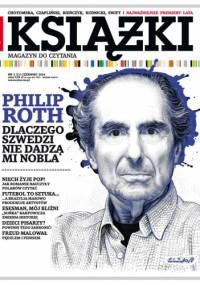 Marek Bieńczyk - Książki. Magazyn do czytania, nr 2 (13) / czerwiec 2014