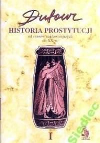 F.S. Pierre Dufour - Historia prostytucji. 1, Czasy przedchrześcijańskie, cesarstwo rzymskie