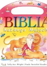 Sally Ann Wright - Biblia każdego malucha