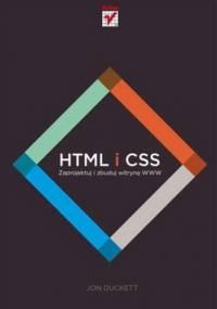 Jon Duckett - HTML i CSS. Zaprojektuj i zbuduj witrynę WWW
