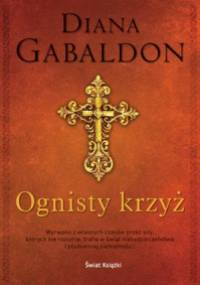 Diana Gabaldon - Ognisty krzyż