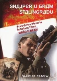 Wasilij Zajcew - Snajper u bram Stalingradu