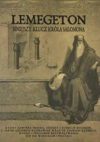 autor nieznany - Lemegeton, Mniejszy Klucz Króla Salomona