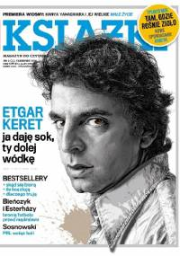 Etgar Keret - Książki. Magazyn do czytania, nr 2 (21), czerwiec 2016