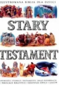 Victoria Parker - Stary Testament. Ilustrowana Biblia dla dzieci.