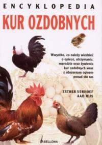 Esther Verhoef - Encyklopedia kur ozdobnych