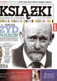 Irena Grudzińska-Gross - Książki. Magazyn do czytania, nr 1 / lipiec 2011
