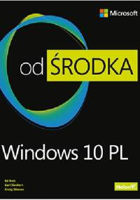 Carl Siechert - Windows 10 PL od środka