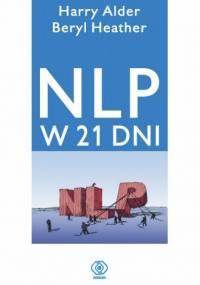 Harry Alder - NLP w 21 dni