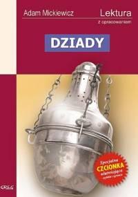 Adam Mickiewicz - Dziady