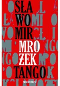 Sławomir Mrożek - Tango