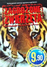 autor nieznany - Zagrożone zwierzęta. Poznaj świat