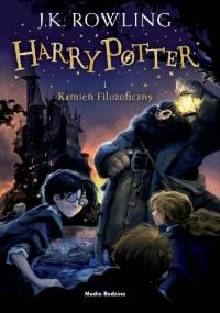 Joanne Kathleen Rowling - Harry Potter i Kamień Filozoficzny