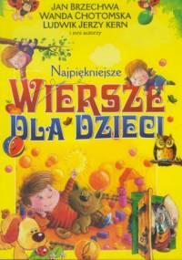 Wanda Chotomska - Najpiękniejsze wiersze dla dzieci