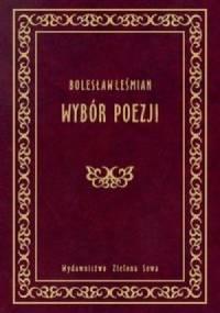 Bolesław Leśmian - Wybór poezji