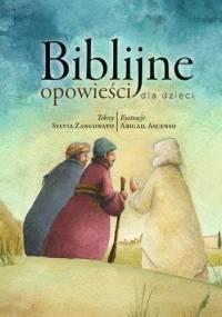 Silvia Zanconato - Biblijne opowieści dla dzieci