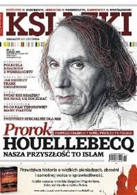 Redakcja magazynu Książki - Książki. Magazyn do czytania, nr 1 (16) / marzec 2015