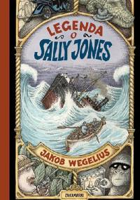 Jakob Wegelius - Legenda o Sally Jones