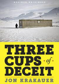 Jon Krakauer - Three Cups of Deceit
