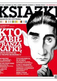 Janusz Rudnicki - Książki. Magazyn do czytania, nr 1 (12) / marzec 2014