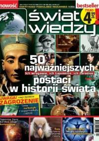 Redakcja pisma Świat Wiedzy - Świat Wiedzy (4/2011)