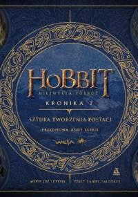 Daniel Falconer - Hobbit - Niezwykła podróż. Kronika 2. Sztuka tworzenia postaci