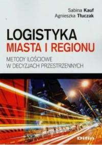Sabina Kauf - Logistyka miasta i regionu