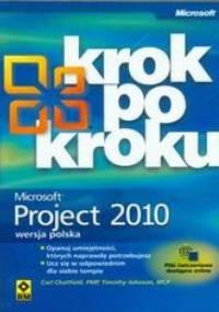 - Microsoft Project 2010 krok po kroku
