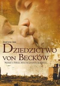 Joanna Jax - Dziedzictwo von Becków