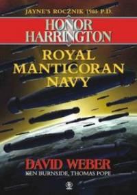 David Weber - Jayne's rok 1905 P. D. Royal Manticoran Navy