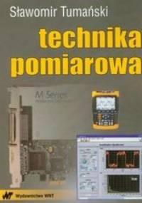 Tumański Sławomir - Technika pomiarowa