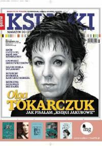 Joanna Olech - Książki. Magazyn do czytania, nr 3 (14) / październik 2014