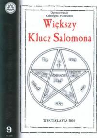 Celestyna Puziewicz - Większy Klucz Salomona