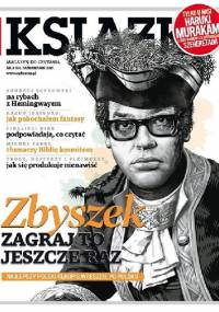 Redakcja magazynu Książki - Książki. Magazyn do czytania, nr 3 (18) / październik 2015