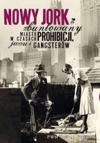 Ewa Winnicka - Nowy Jork zbuntowany. Miasto w czasach prohibicji, jazzu i gangsterów