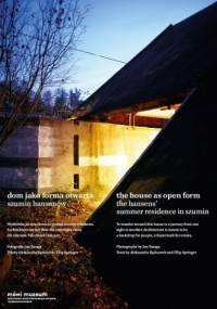 Filip Springer - Dom jako forma otwarta. Szumin Hansenów