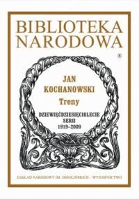 Jan Kochanowski - Treny